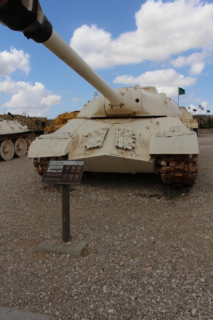 1007 Ägypt. JS3 Stalin Tank