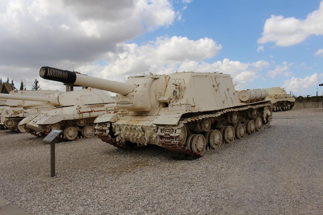 1018a JSU 152 Sturmgeschütz