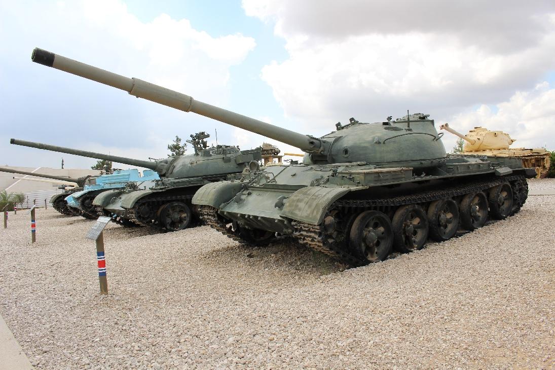 1021 T62 Tank