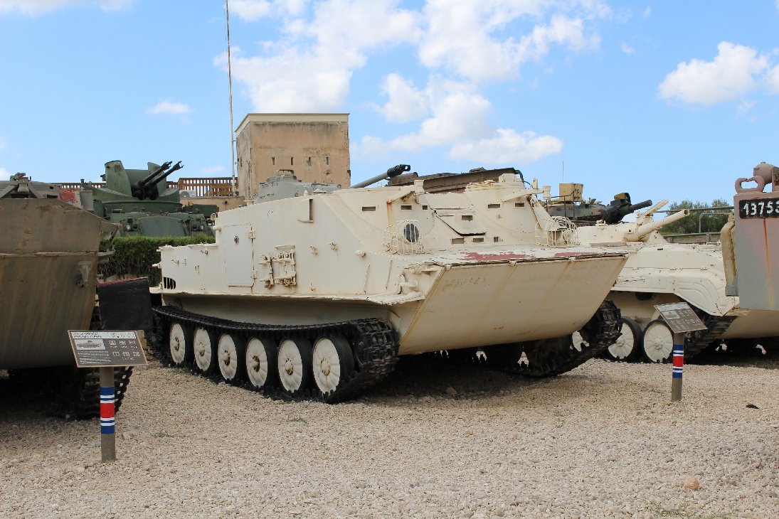 1026 Topaz OT82 Personnel Carrier