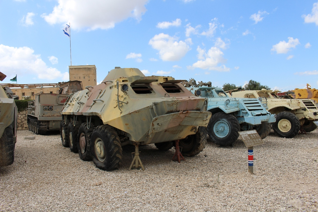 1032 BTR 60 Armoured Personnel Carrier