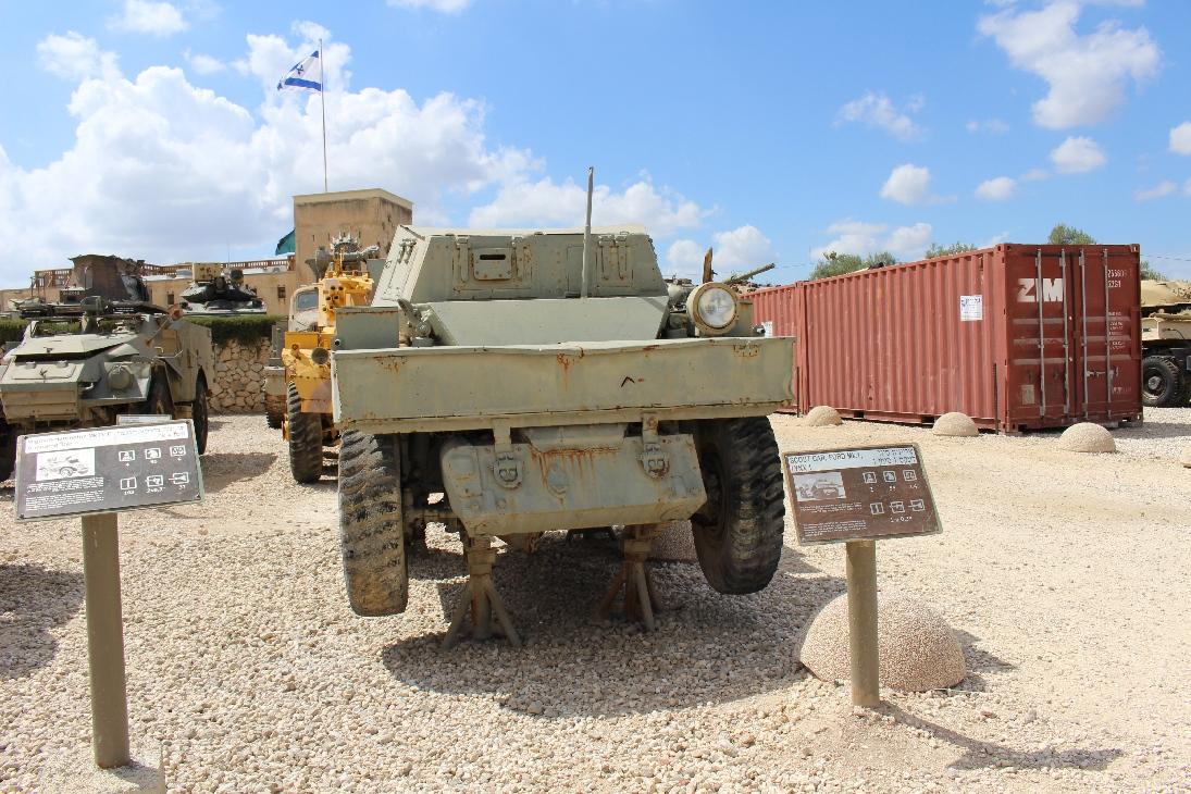 1039 Scout Car Ford Mk.1 Lynx 1 (2)