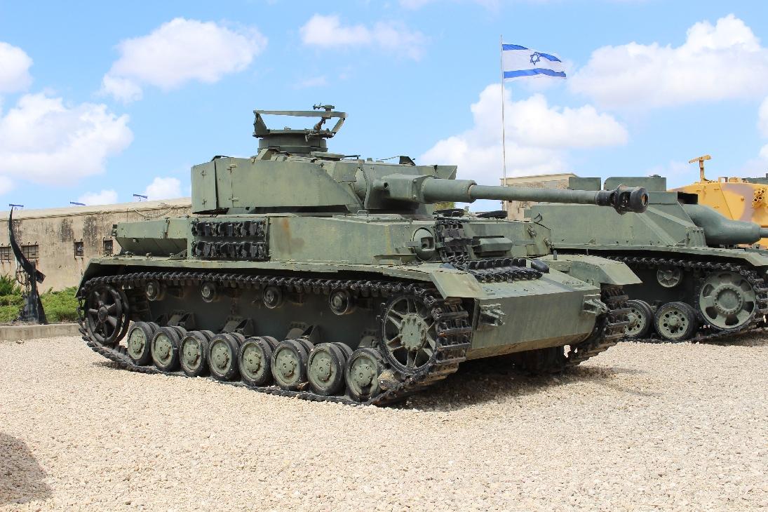 1059 Panzer Pzkpfw IV Ausf. G