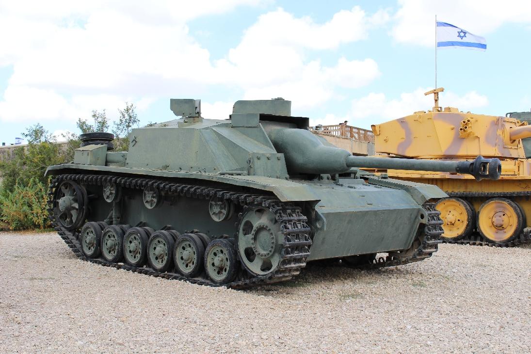 1062 Sturmgeschütz III Ausf. G späte Ausführung mit Saukopfblende