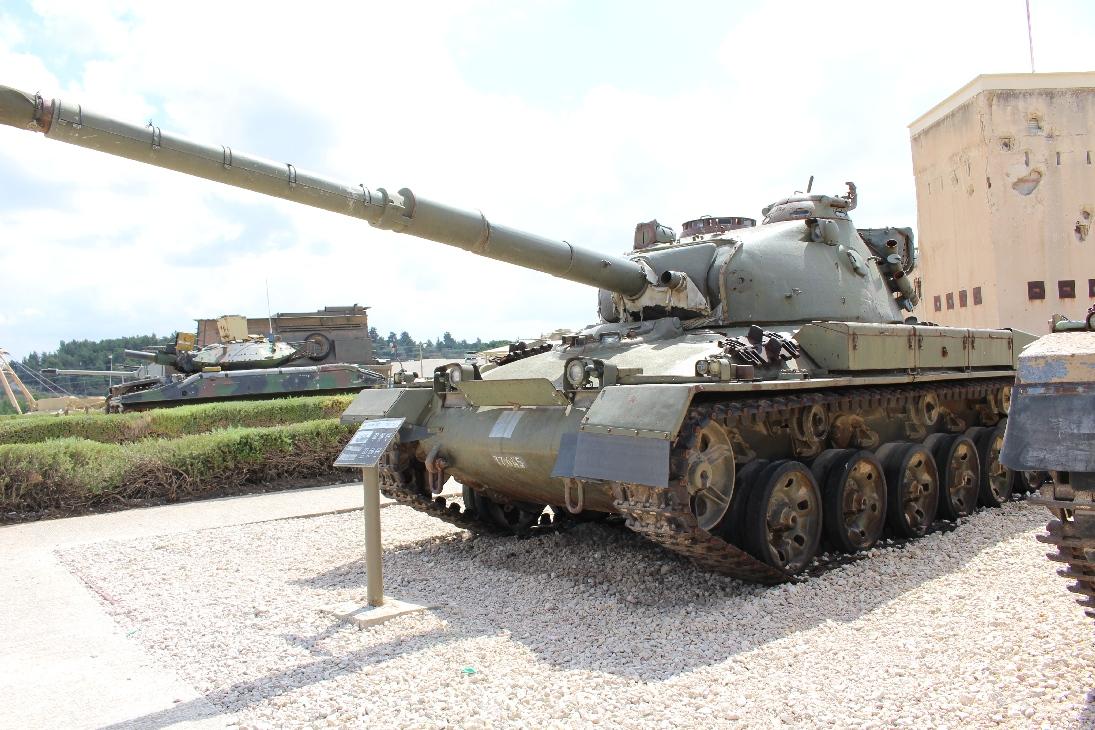 1068 Pz61 Tank (Schweiz)