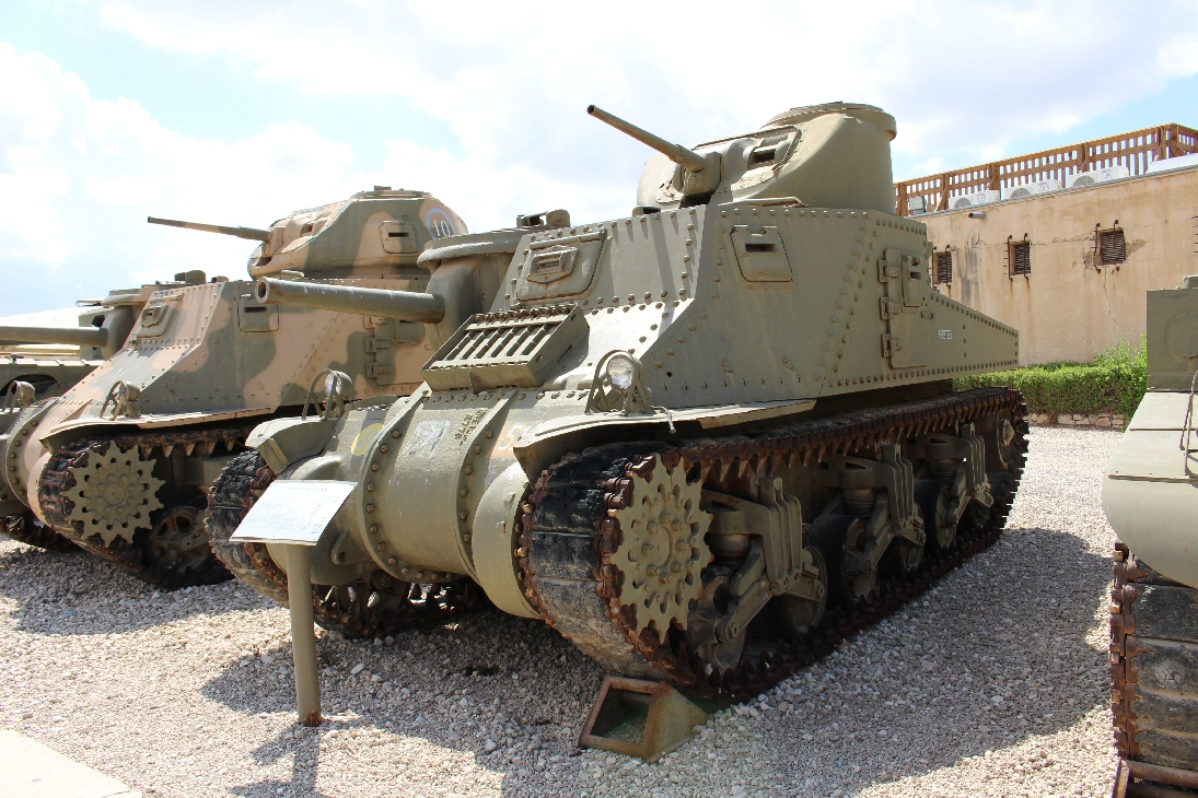 1073 M3 Lee Tank