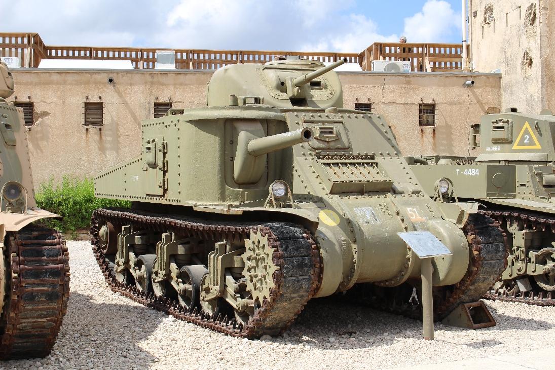 1074 M3 Lee Tank (amerik.)