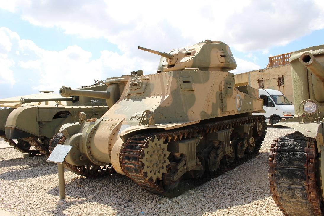 1075 M3 Grant Tank Seite