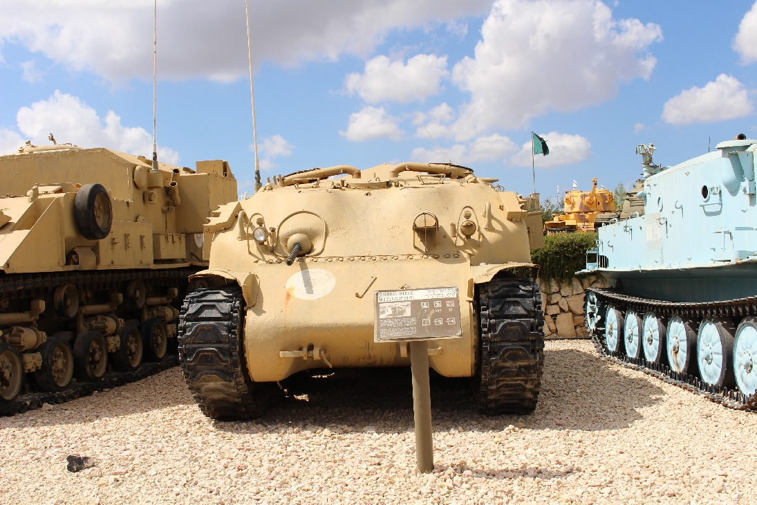 1101 M4 Sherman APC Medical vehicle (2)