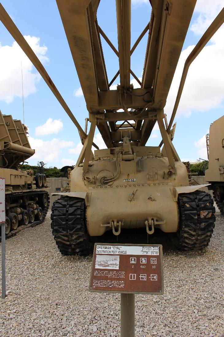1112 M4 Sherman Beobachtungspanzer