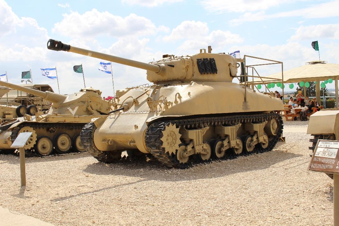 1113 M4 Sherman Firefly