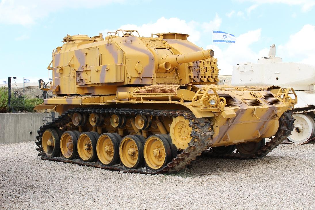 1119 M52 105mm SPG
