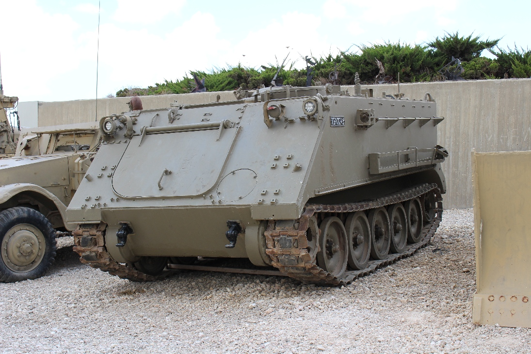 1134 M113 Armoured Personnel Carrier