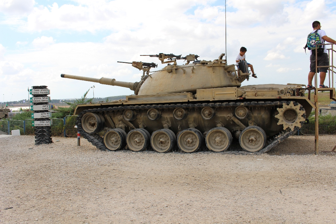 1140 Israel. M60 Tank