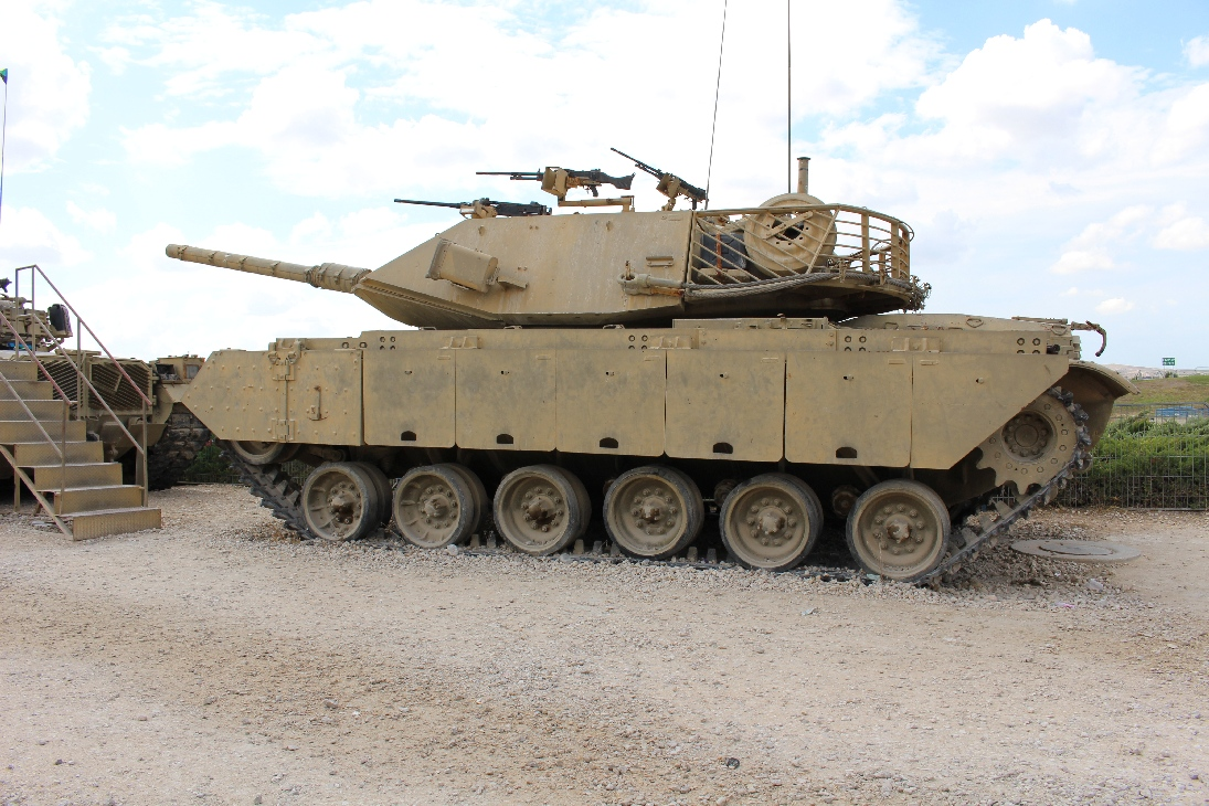1144 M60 Conversion (Magach 7)