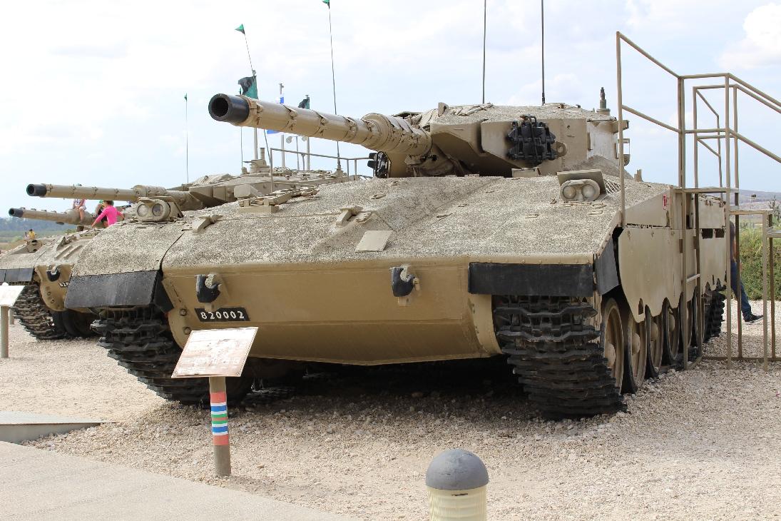 1147 MBT Merkava Mk. I