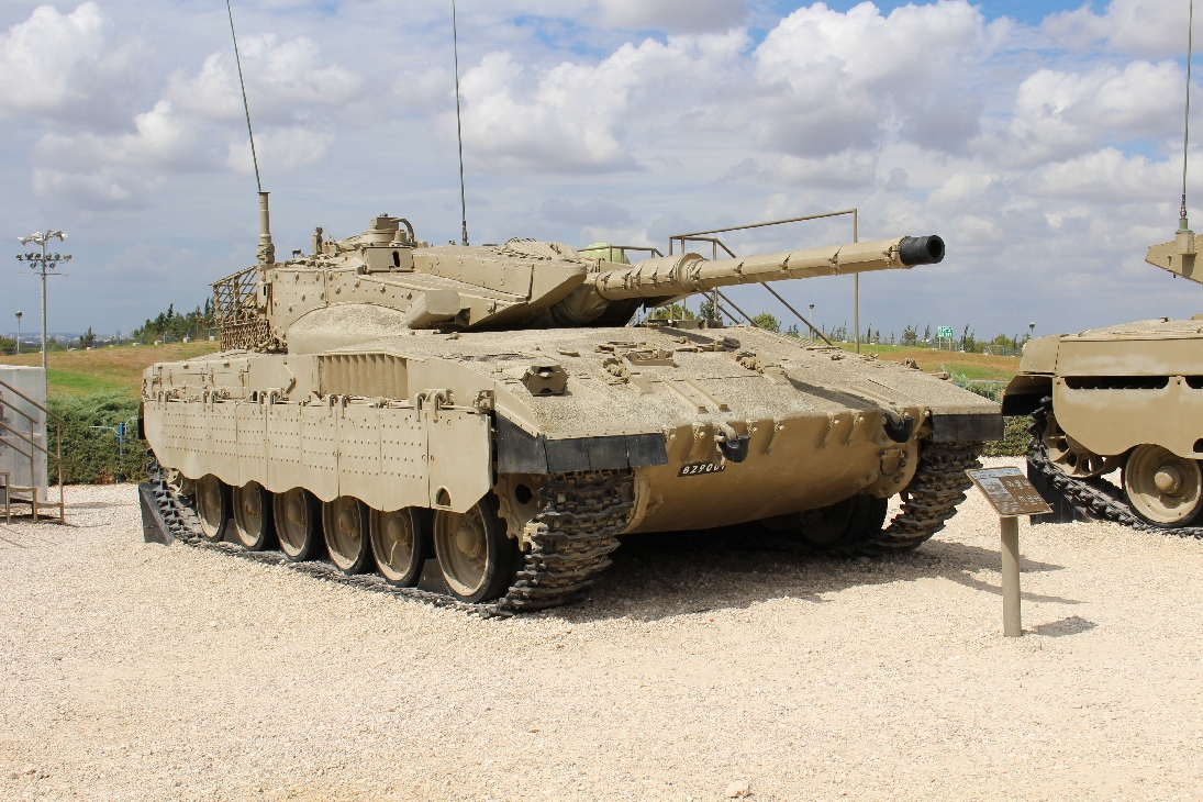 1149 MBT Merkava MK. II