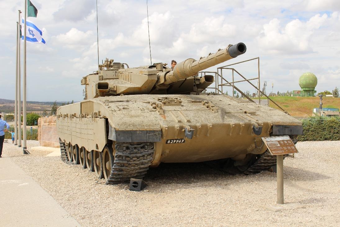 1156 MBT Merkava Mk. III