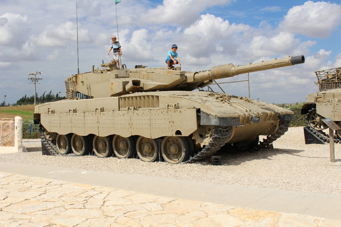 1158 MBT Merkava Mk. III