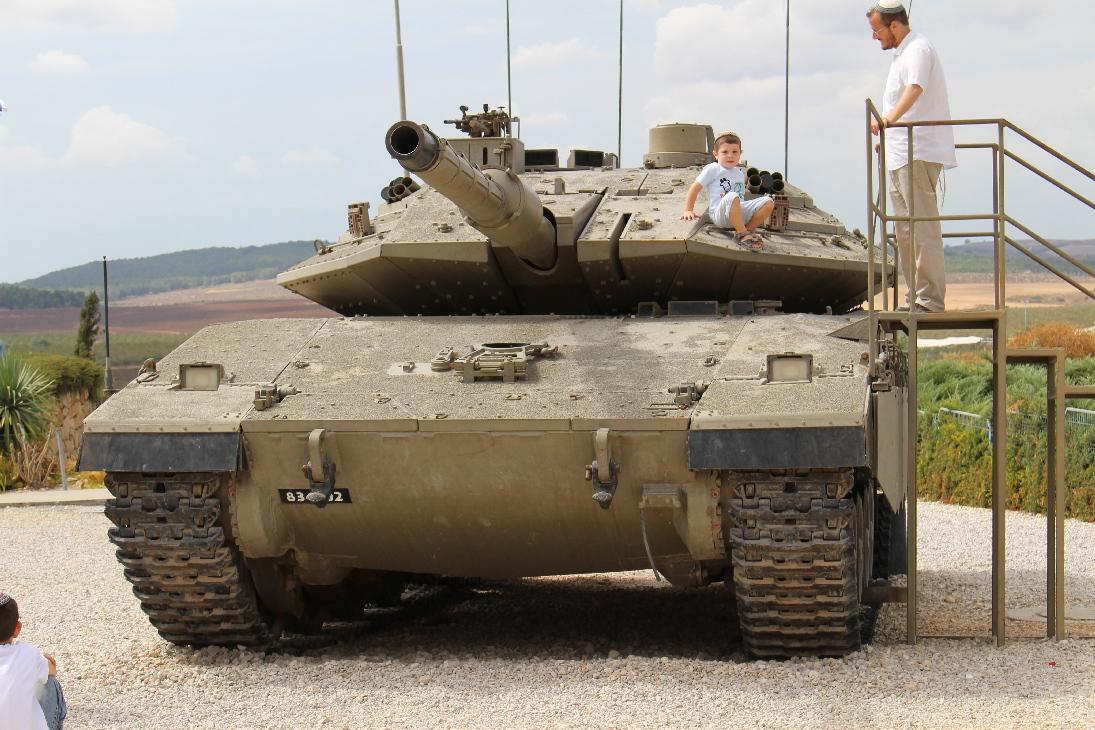 1161 MBT Merkava Mk. IV