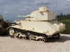 1046 Vickers Light Tank MK.VI B Seitenansicht