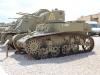 1072 M3A1 Stuart Light Tank Seitenansicht