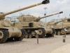 1123 Israel. Sherman Tanks