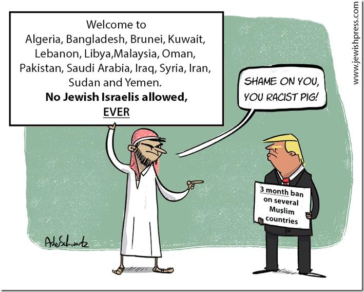 Trumps-Ban